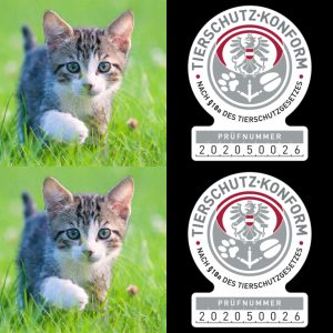 Katzenkunde-Nachweis @petraott Katzenschule