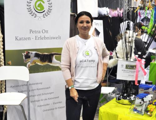Die Fachstelle für tiergerechte Tierhaltung und Tierschutz auf der Haustiermesse Wien 2020