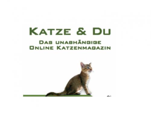 Artikel in Die Katze & Du – Das unabhängige Katzenmagazin aCATemy Katzen-App
